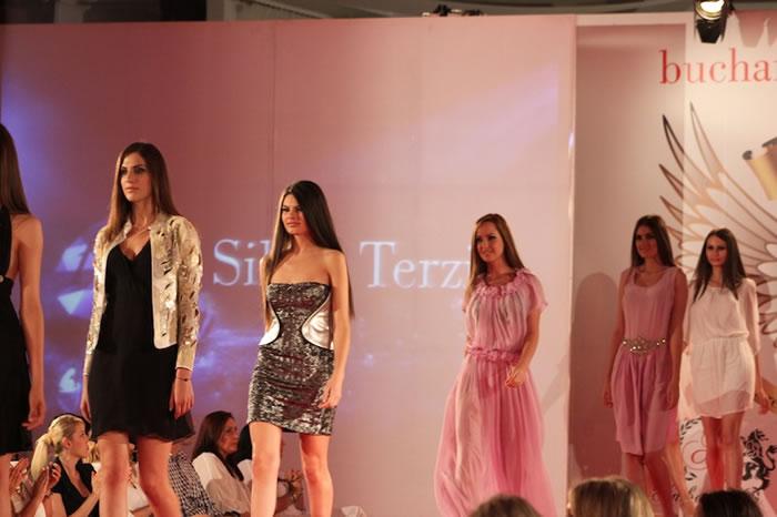 Silvia terziu romania fashion Rome fashion designers