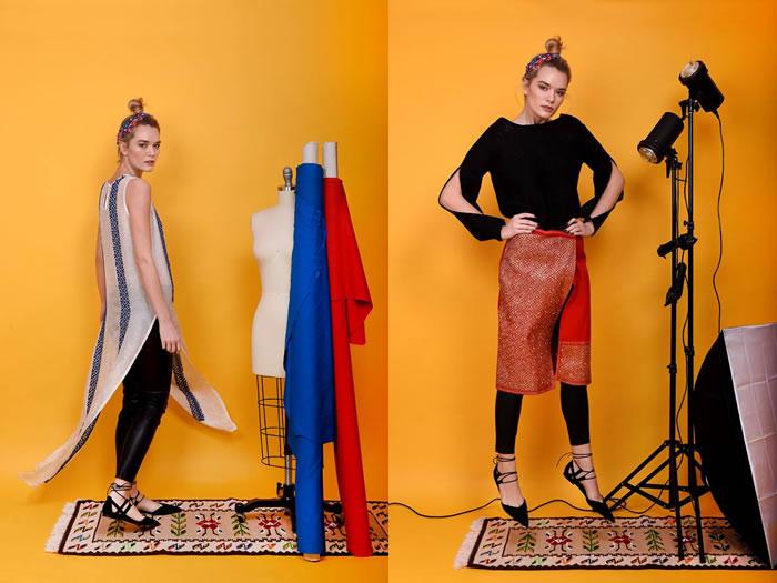 Izabela mandoiu romania fashion Rome fashion designers